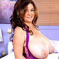 huge boobs milf diane poppos returns