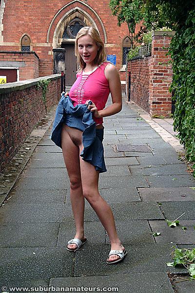 Exeter girls naked