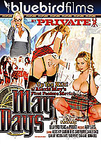 scottish pornstar alexis may in may days