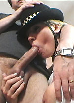 British policewoman naked
