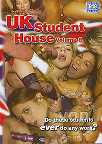 karina currie in uk student house volume 8