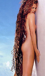 supermodel and actress angie everhart nude