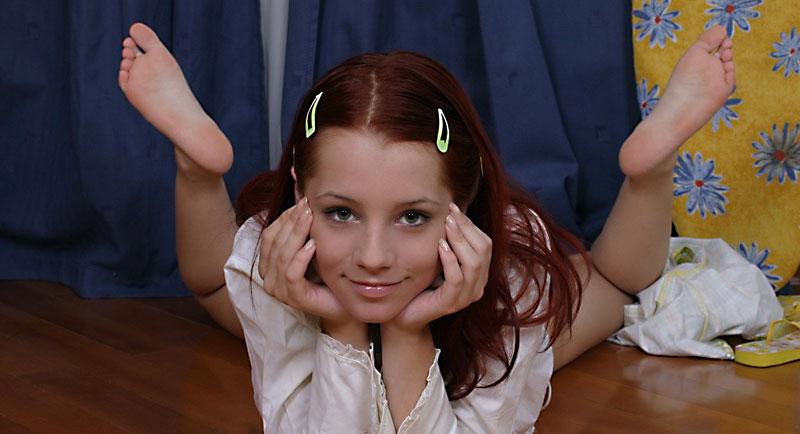 Porn Redhead Teen Ariel 113