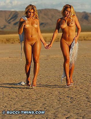 Montoya Twins Nude